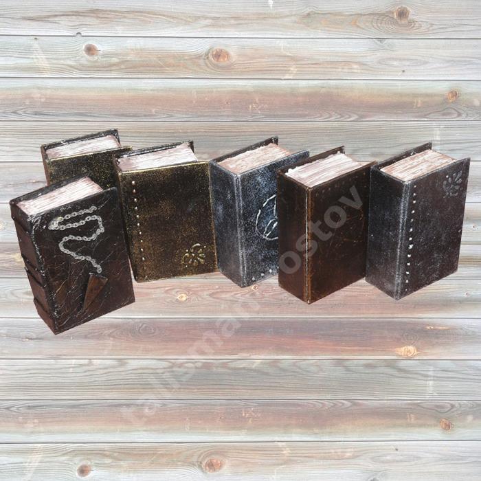 Шкатулка мини-книга