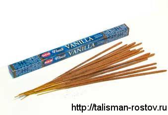 Благовония Ваниль, масала