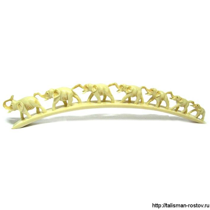 Семь слонов под кость