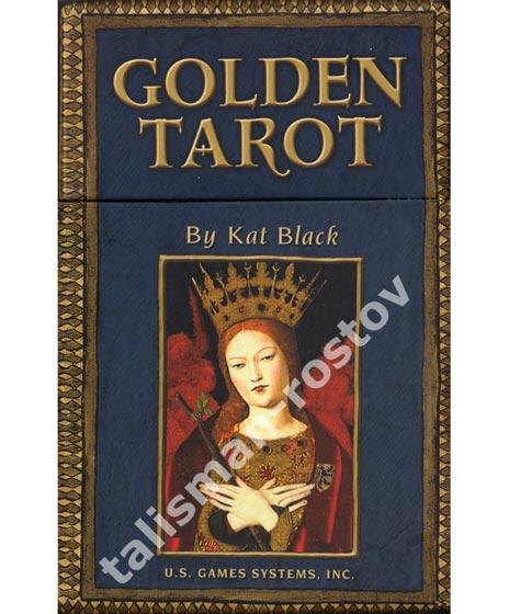 Золотое таро\Golden Tarot
