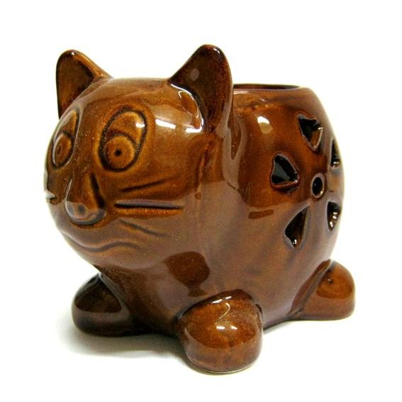 Аромалампа 'Кот'